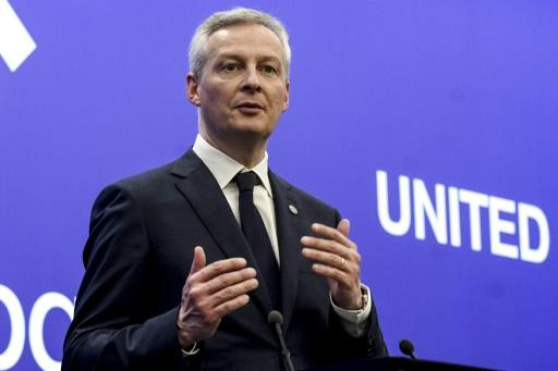 "French Economy Minister Bruno Le Maire has warned that the financial stability of the eurozone ""will be threatened"" if Italy does not respect its debt and deficit commitments"