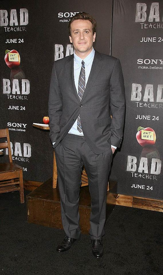 "The 31-year-old ""Bad Teacher"" co-star explained that some unflattering photos his assistant snapped of him inspired him to start eating better. He's since lost 30 pounds.   Jim Spellman/WireImage.com  - June 20, 2011"