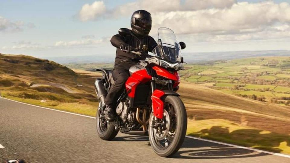 Triumph Tiger 850 Sport to be launched on February 9
