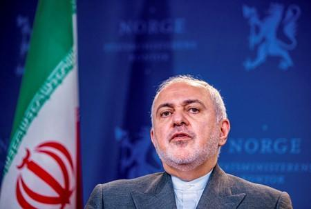 Iran's Foreign Minister Javad Zarif visits Norway