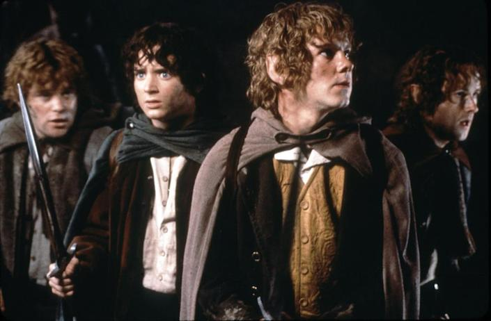 """'The Lord of the Rings: The Fellowship of the Ring'<span class=""""copyright"""">Warner Bros.</span>"""