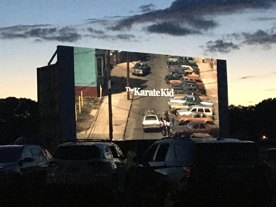 See ya at the drive-in.