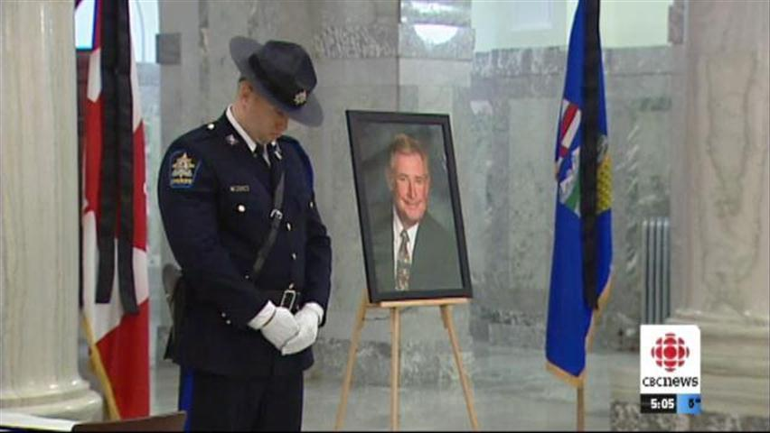 Death of former populist premier touches Albertans, reports Kim Trynacity