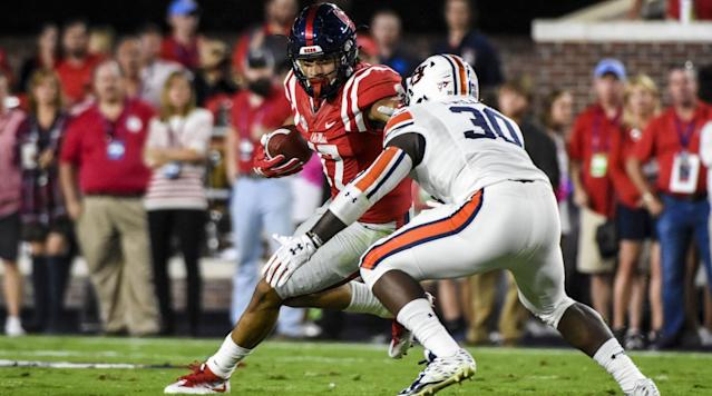 How to Watch Auburn vs. Ole Miss: Live Stream, TV Channel, Time
