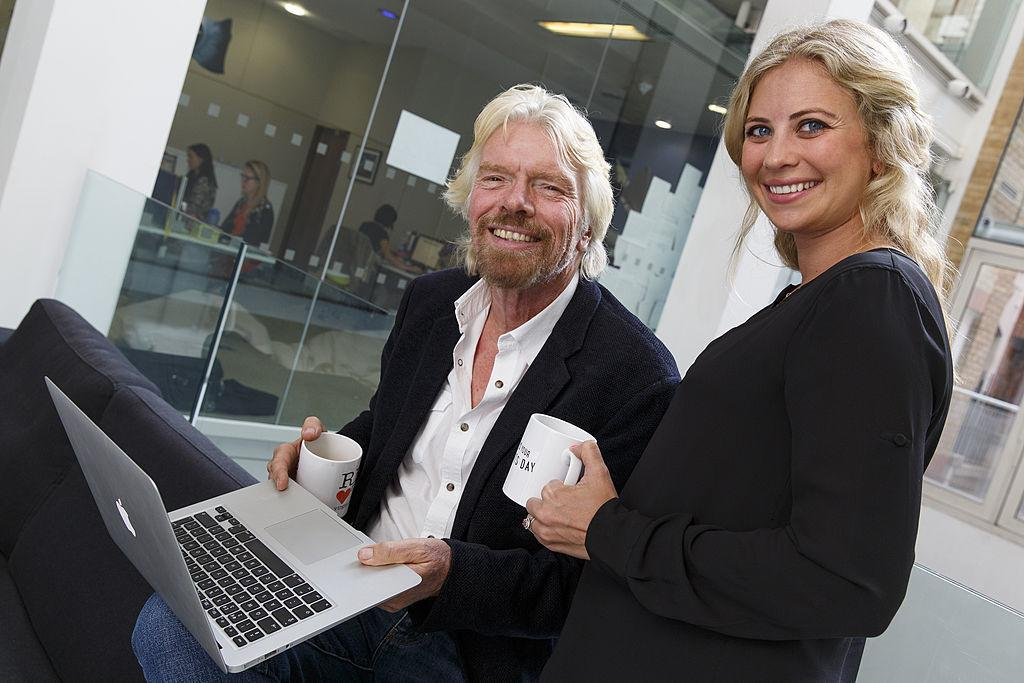 "<p>Holly Branson is the daughter of billionaire daredevil Sir Richard Branson. A high achiever from the start, she graduated from medical school and worked in the neurology department of Chelsea and Westminster Hospital before joining her father's <a rel=""nofollow"" href=""https://www.virgin.com/person/holly-branson"">Virgin Group</a> empire, made up of more than 400 companies.</p><p><span></span>Despite her privileged upbringing, Branson has also inherited her father's humanitarian heart: She travels all around the world in support of charitable causes.</p>"