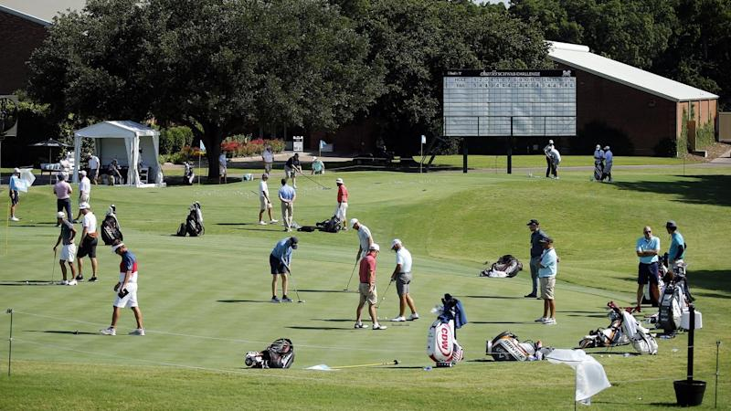 PGA Tour players will make their return to competitive golf at the Colonial Country Club in Texas