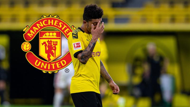 Man Utd dealt Sancho blow as Dortmund director Zorc claims decision to keep winger is 'final'