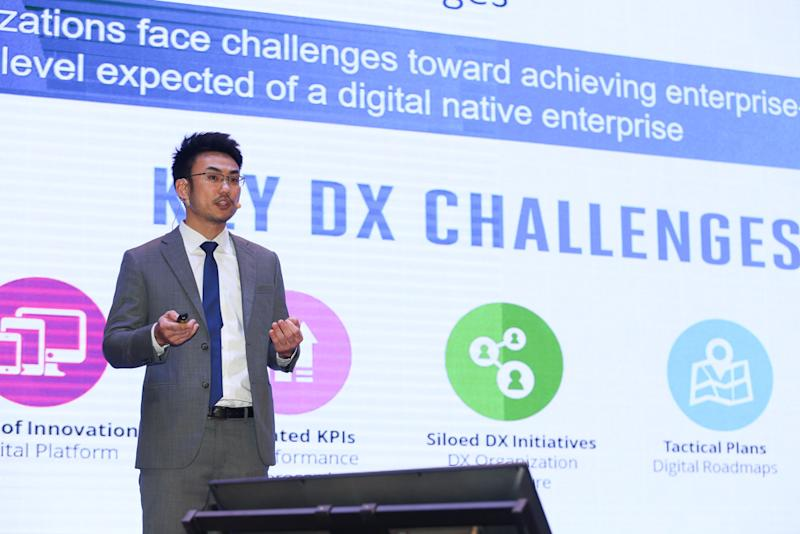 IDC Asia Pacific research manager Jensen Ooi says the need for talent is crucial in the future of work. – Pictures by Choo Choy May