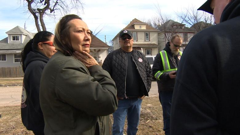 'It's just wrong,' says Winnipeg mother who lost son to gun violence