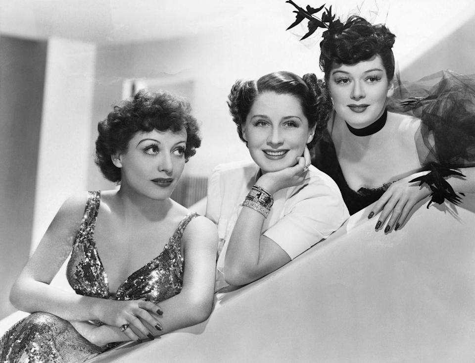 <p>After experiencing a lull in her acting career in the late '30s, Joan made a comeback in the dramatic comedy, <em>The Women. </em></p>