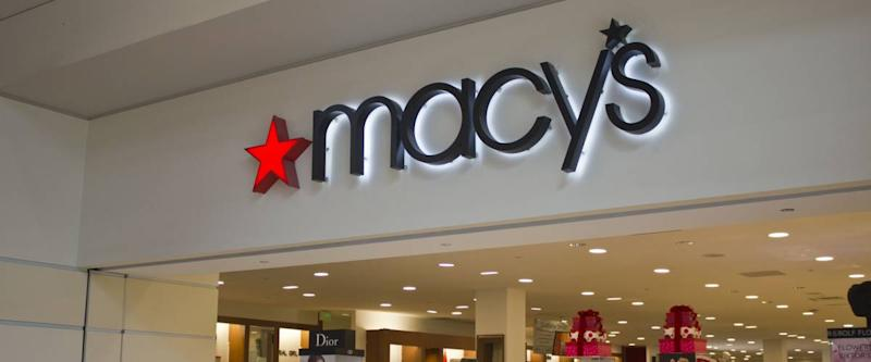 Indianapolis - Circa February 2016: Macy's Department Store. Macy's, Inc. is one of the Nation's Premier Omnichannel Retailers II