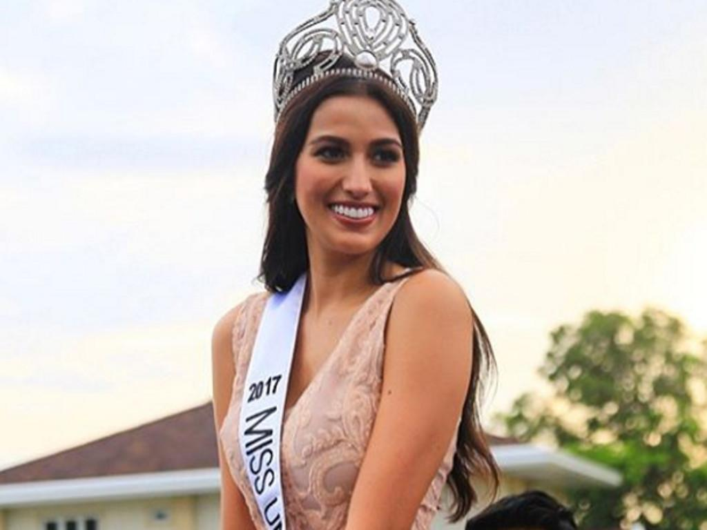 The newly crowned Miss Universe PH has a different take on Uson's appointment
