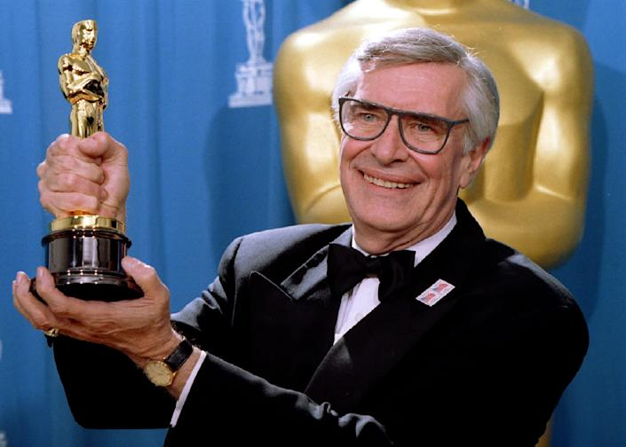 """Martin Landau, a star of the 1960s television series """"Mission: Impossible"""" who made a late-career comeback with an Academy Award-winning performance in the 1994 film """"Ed Wood,"""" died on July 15, 2017 at age 89."""