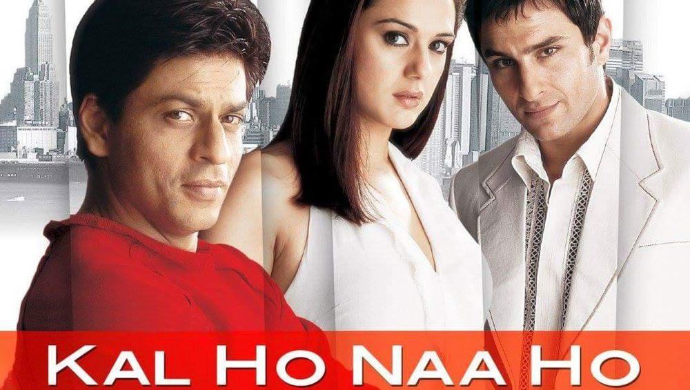 <p>'Kal Ho Na Ho' is supposedly a remake of the movie 'Anand' with SRK and Saif reprising the roles of Rajesh Khanna and Amitabh Bachchan respectively. </p>