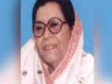 Syeda Anwara Taimur, only woman CM of Assam, passes away at 84 due to cardiac arrest