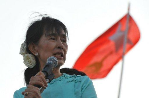 Aung San Suu Kyi intends to visit Oslo next month to finally accept her 1991 Nobel Peace Prize