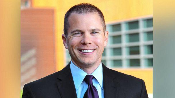 PHOTO: Matt Mika, who works as a lobbyist for Tyson Foods, was shot June 14, 2017, in Alexandria, Va., when a gunman opened fire on a baseball field where congressmen where gathered. (Tyson Foods)