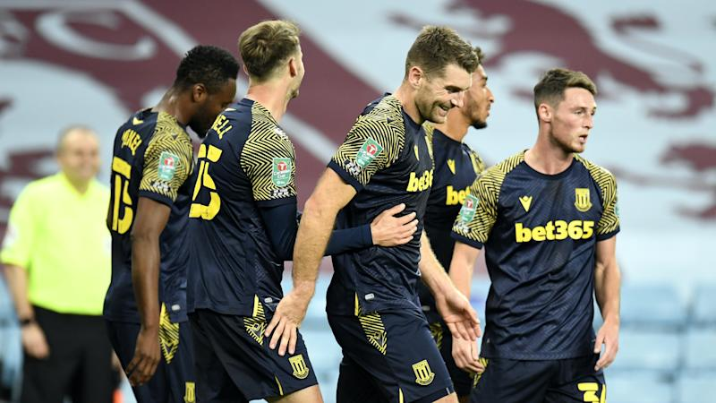 Dean Smith rues 'missed opportunity' as Aston Villa crash out of Carabao Cup