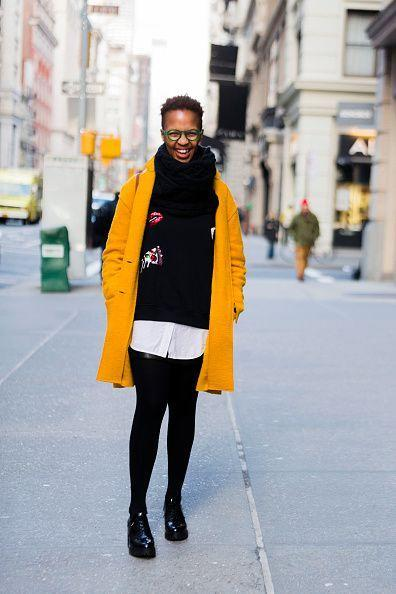 <p>Layers on layers are the look of 2016, which promises to be a year of traffic-stopping street style. </p>