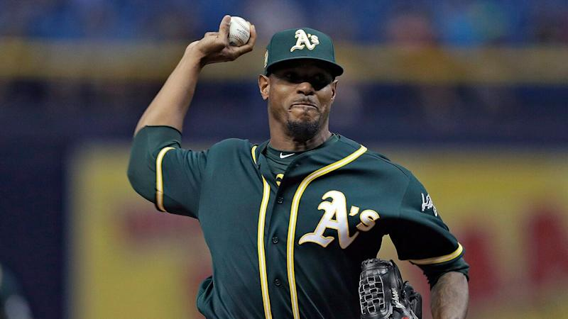 Athletics trade Edwin Jackson to Blue Jays