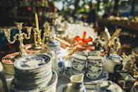 <p>There's something about spending the day unearthing treasures at an antique store—where it's not uncommon to find vintage jewelry, art, furniture, and collectables that you'll cherish for years—that just feels like fall.</p>
