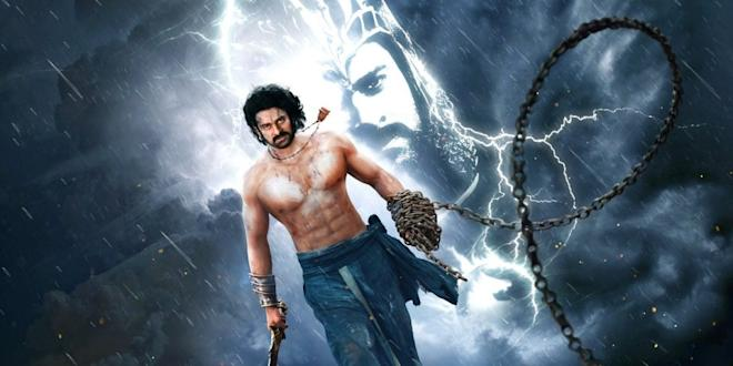 Baahubali 2 first look