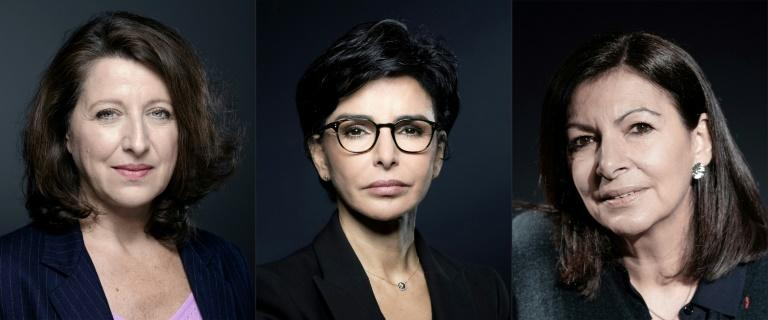 Agnes Buzyn, Rachida Dati and Anne Hidalgo are the leading candidates to become the next mayor of Paris