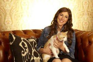 Actress Mayim Bialik and PetSmart Charities(TM) Challenge Cat People to Declare Their Cat Pride: #MeowOUT Yourself
