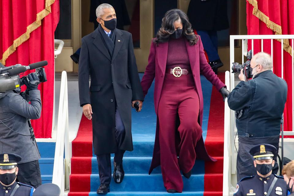 Michelle ObamaGetty Images