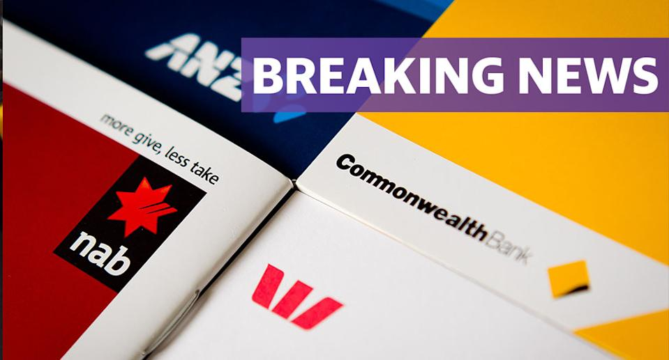 Australia's biggest banks have been hit by a major outage. (Image: Getty)