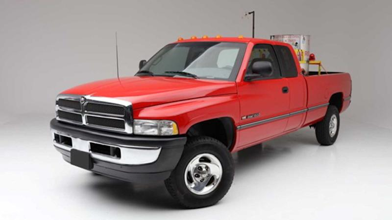 Twister Replica Dodge Ram Sure To Kick Up A Storm At Auction
