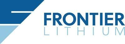 Frontier Lithium Logo (CNW Group/Frontier Lithium Inc.)