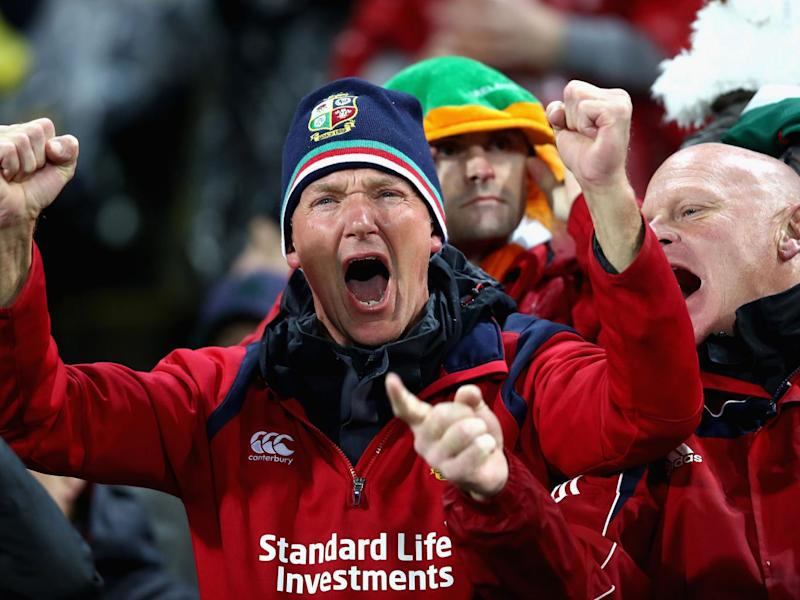 The Lions have drawn the series level (Getty)