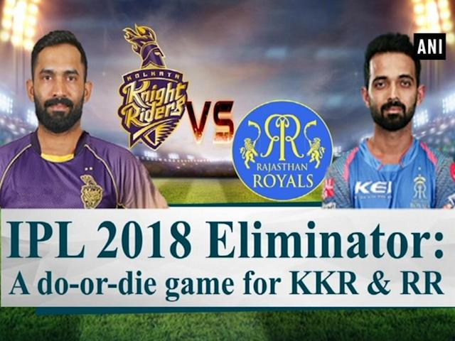The Kolkata Knight Riders (KKR) are all set to play the Rajasthan Royals (RR) in the eliminator of the Indian Premier League (IPL) 2018 on Wednesday. The match is scheduled to be played at the Eden Gardens in Kolkata which has been the fortress for KKR Captain Dinesh Karthik and team. This is the last chance for both the sides to get a step closer to the finale. The Knights comparatively look strong on-paper while the Royals have been extremely lucky as far as their entry into the playoffs is concerned. While the losing team will be ousted from the tournament, the winner will later face the Sunrisers Hyderabad (SRH) on May 25 in the qualifier 2.