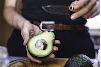 <p>This creamy green fruit is a tasty source of heart-healthy fats. Avocados are also rich in fiber, which helps stave off insulin spikes by slowing the rise and fall of blood sugar, McKittrick notes. </p><p>Since they're calorie-dense, pay attention to your portions: Half of a medium avocado can contain upwards of 180 calories, which is more than a tablespoon of mayo or a slice of cheese.</p>