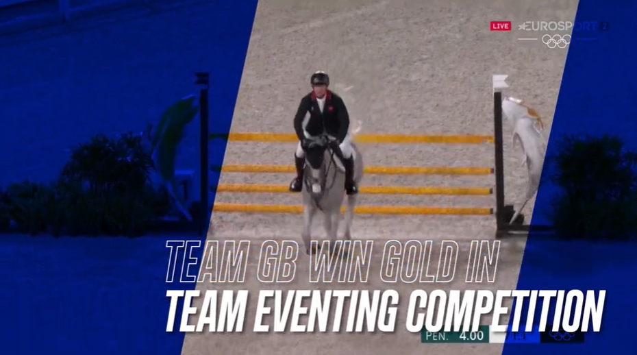 HINCH HEROICS, CAMPBELL POWERS TO SILVER, EVENTING GOLD - TEAM GB WRAP DAY 10