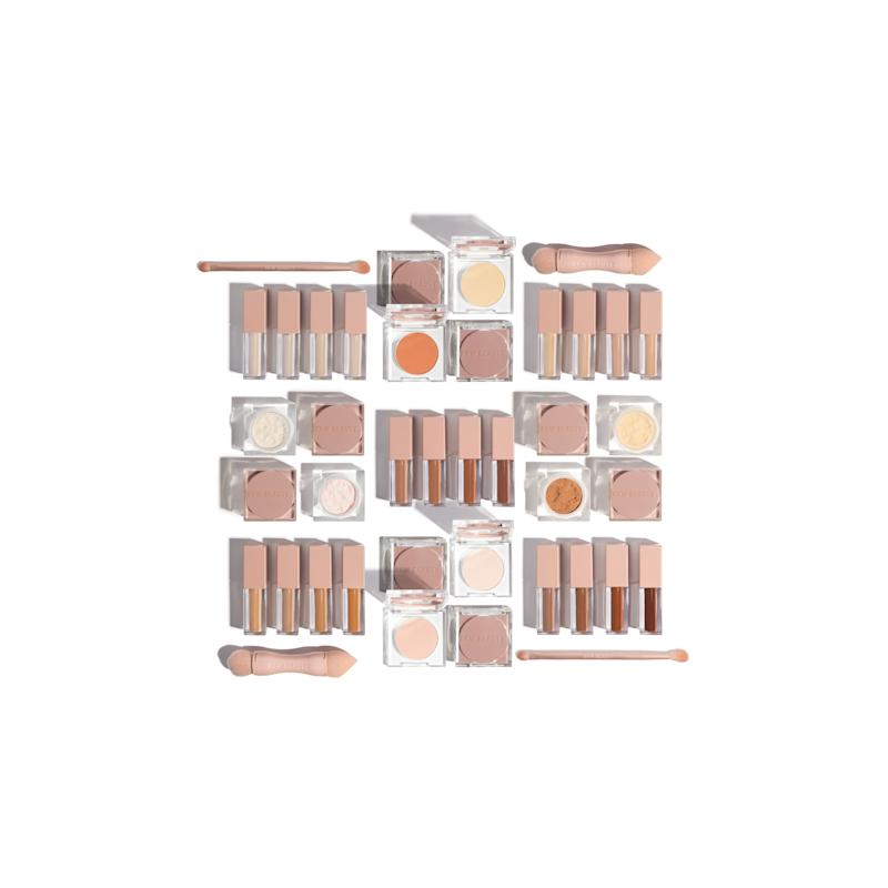 Every product launching as part of the KKW Beauty Concealer Kits.