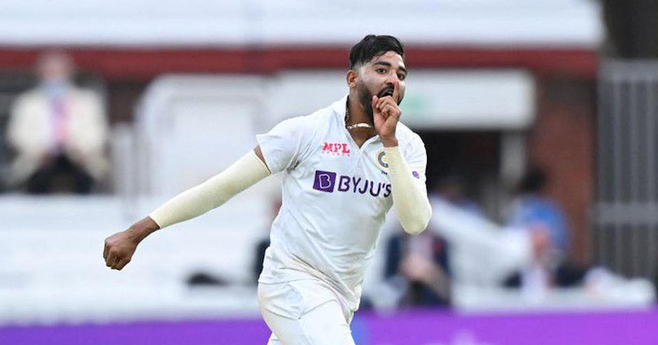 England vs India, 2nd Test: Mohammed Siraj on the reason behind his 'finger on the lips' celebration