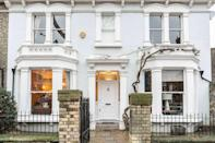 """<p>Looking for a large rental with enough room for nine of your gang? Try this double-fronted five-bedroom house overlooking the River Thames in Hammersmith. It's just a five-minute walk from the centre of Hammersmith, with excellent transport links to all of London. The Victorian house was refurbished to retain its original features while providing large rooms, a spacious walled garden and private garage. It's homely, luxurious in the right places and contains plenty of character.</p><p><strong>Sleeps: </strong>Nine</p><p><strong>Price per night: </strong>£500.00</p><p><a class=""""link rapid-noclick-resp"""" href=""""https://airbnb.pvxt.net/KeByBz"""" rel=""""nofollow noopener"""" target=""""_blank"""" data-ylk=""""slk:SEE INSIDE"""">SEE INSIDE</a> </p>"""