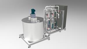 Valmet will supply the automation system to ECOFARIO GmbH's first industrial pilot plant that can remove up to 99.9% of micro plastics from wastewater.