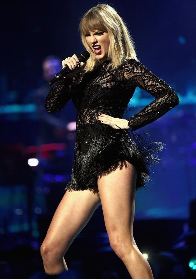 Taylor released her second song only a week after releasing 'Look What You Made me Do.' Source: Getty