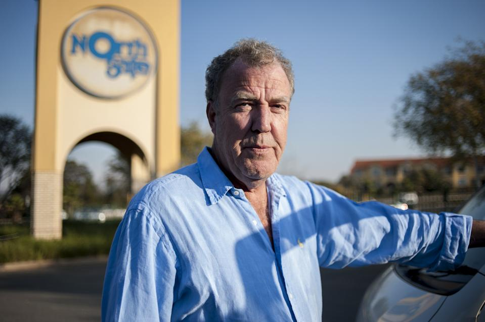 Jeremy Clarkson's contract wasn't renewed for 'Top Gear' back in 2015. (AFP PHOTO / STEFAN HEUNIS via Getty Images)