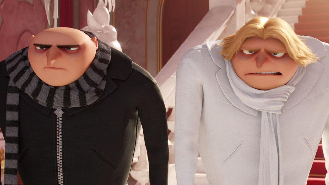'Despicable Me 3' Trailer Reunites Gru With His Long-Lost Twin Brother