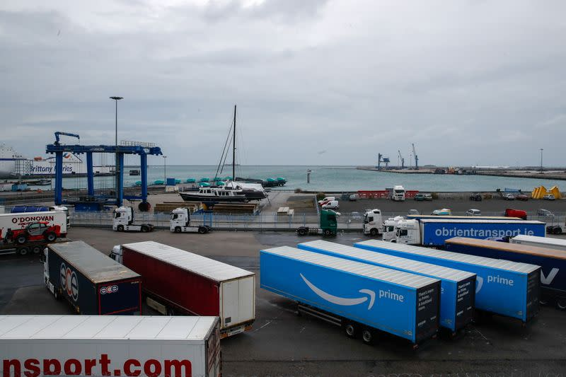 Hauliers steer clear of UK land bridge as Brexit reshapes Ireland-EU supply chains
