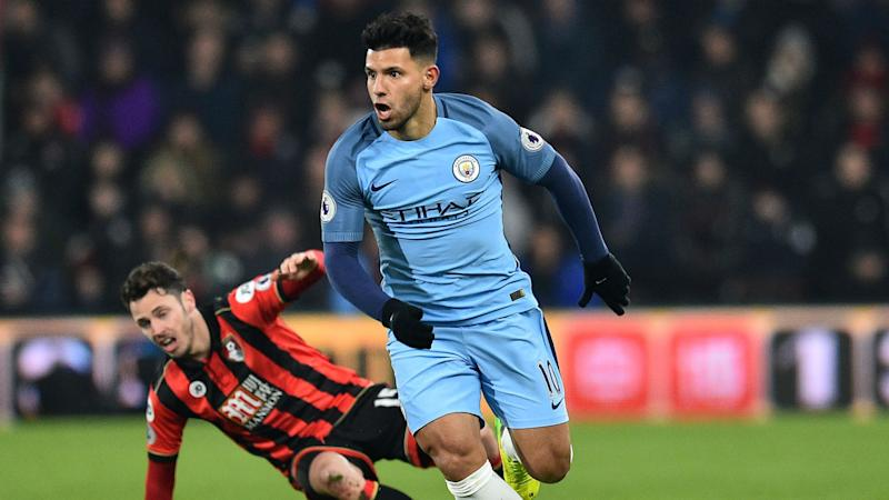 Bournemouth Manchester City Aguero