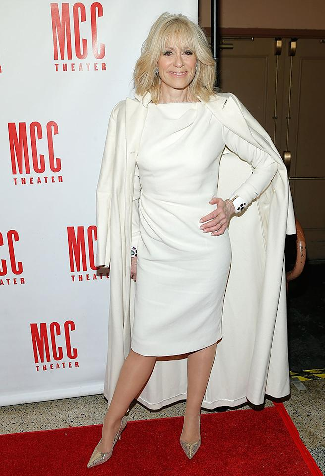 Who's the boss? Judith Light, who -- at 64 -- could probably still get Tony Micelli's vacuum all revved up! (3/4/2013)