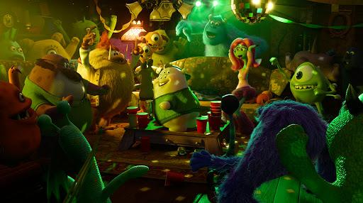 Party Central is monstrously good fun. (Pixar)