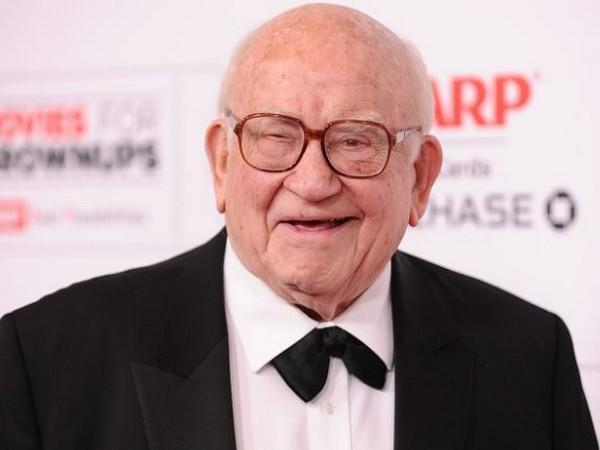 Late actor Ed Asner (Image source: Instagram)