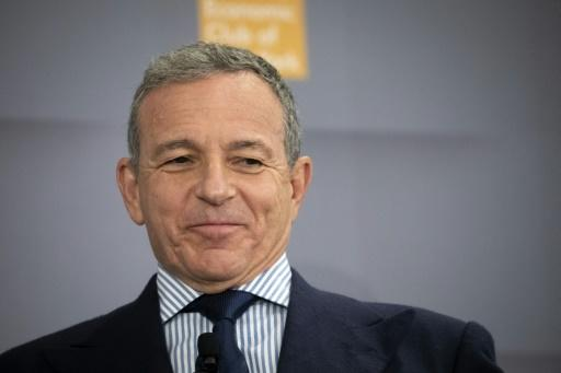 """Disney chief Bob Iger called the launch """"a historic moment for our company that marks a new era of innovation and creativity"""""""