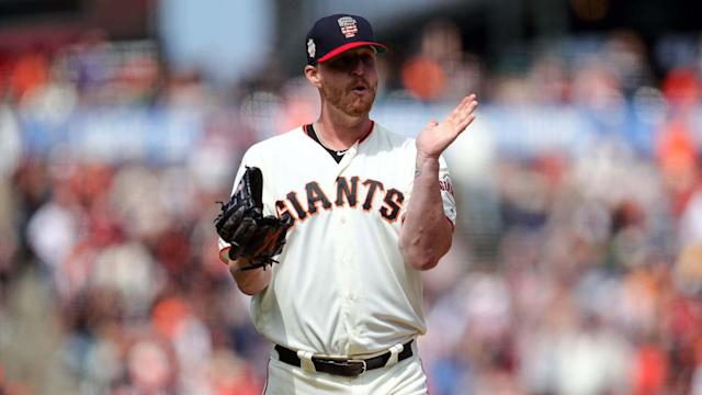 Will San Francisco and St. Louis make a deal for closer Will Smith before the trade deadline?